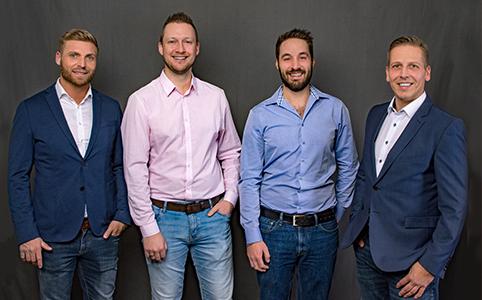 Team Baier und Buettner